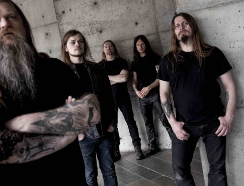 ENSLAVED UND HIGH ON FIRE SPIELEN EXKLUSIVE CO-HEADLINER-SHOW