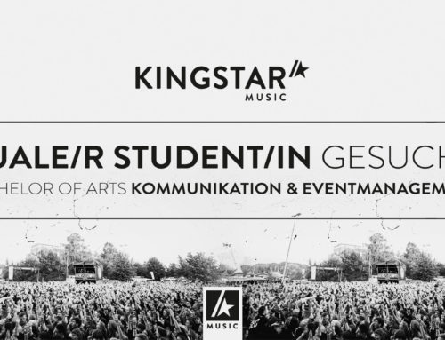 "DUALE/R STUDENT/IN ""KOMMUNIKATION & EVENTMANAGEMENT"" AM STANDORT HAMBURG GESUCHT"
