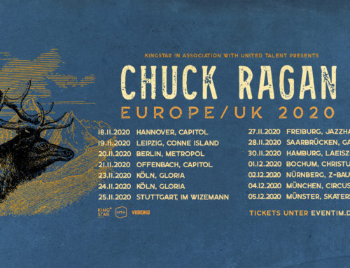 CHUCK RAGAN AUF SOLO-TOUR 2020