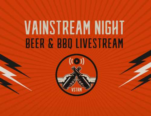 VAINSTREAM 2020 – BEER & BBQ NIGHT IM LIVESTREAM
