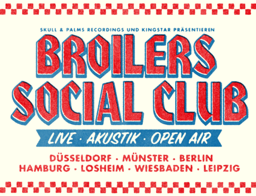 BROILERS SOCIAL CLUB SOMMER 2021 LIVE – AKUSTIK – OPEN AIR